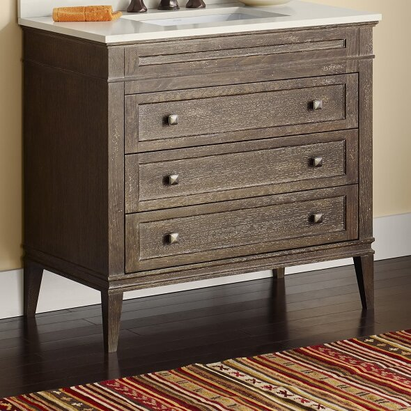 "Laurel 36"" Single Bathroom Vanity Set by Ronbow"