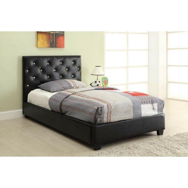 Cicero Upholstered Platform Bed by House of Hampton