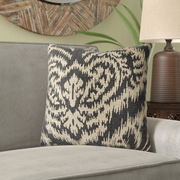 Harpster Luxury Pillow by Bungalow Rose