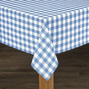 Andreas Check Tablecloth