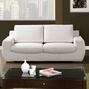 Zariah Leather Sofa