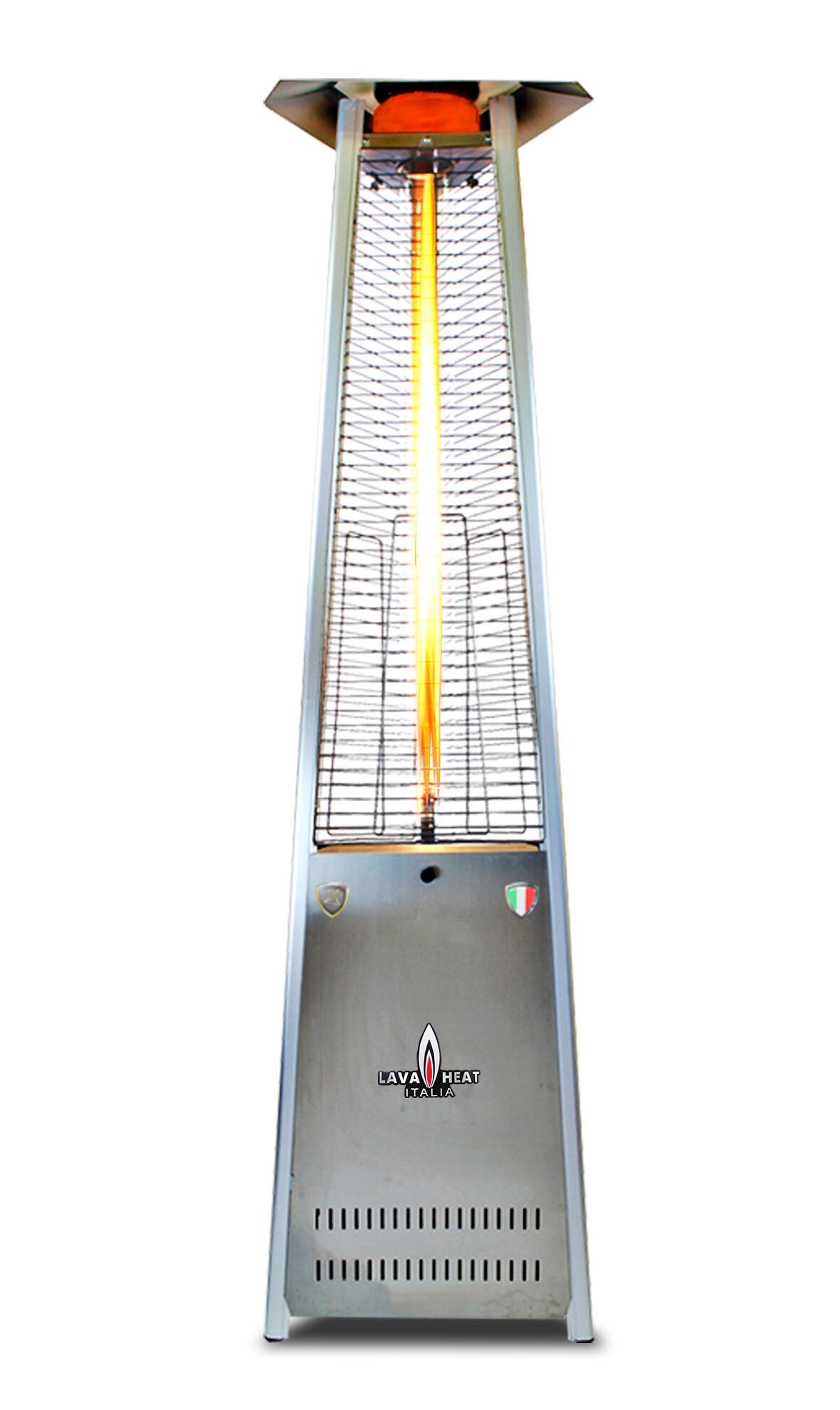 Hanover Triangle Patio Heater 7 5 Tall