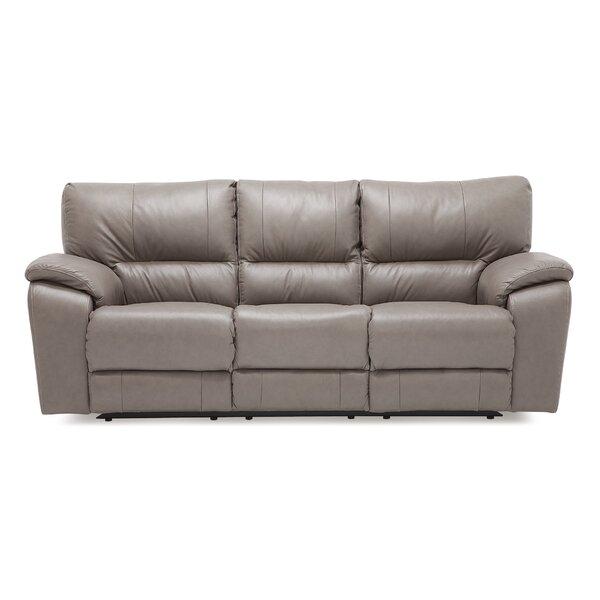 Shields Reclining Sofa by Palliser Furniture