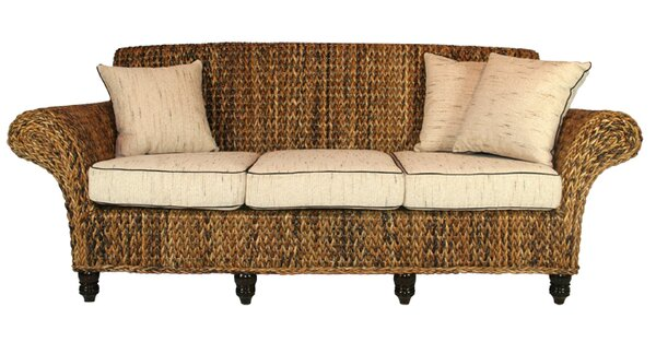 San Jose Sofa with Cushions by Chic Teak