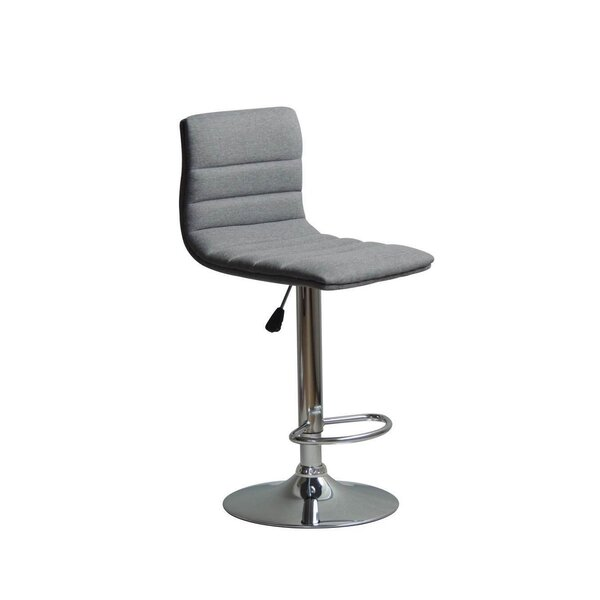Ricardo Adjustable Height Swivel Bar Stool by Ebern Designs