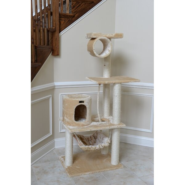 62 Classic Cat Tree by Armarkat