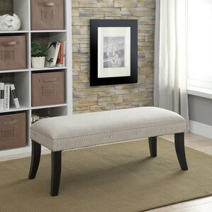 Upholstered Bench by !nspire