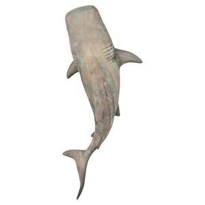 Shipley Whale Wall Decor II by Rosecliff Heights