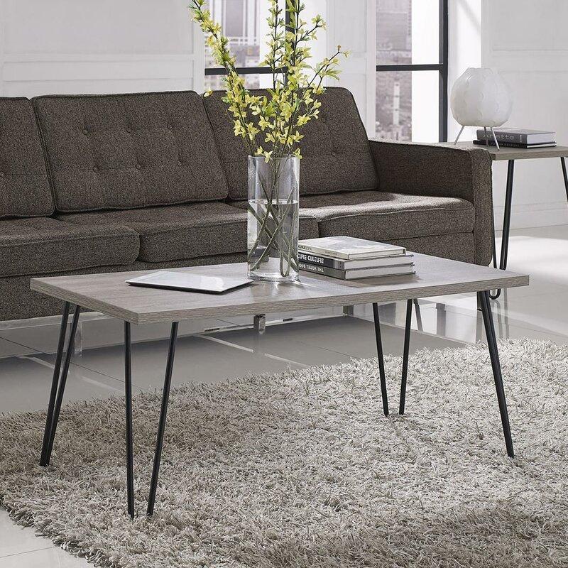 Mercury Row Bronstein Coffee Table & Reviews