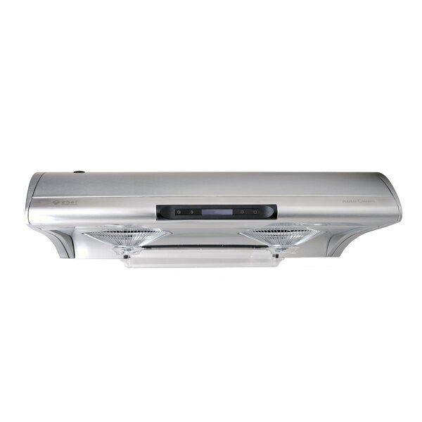 30 750 CFM Ducted Under Cabinet Range Hood by Chef