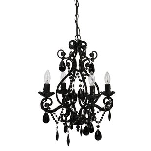 Black chandeliers youll love save to idea board aloadofball Choice Image