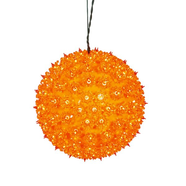 Lighted Twinkling Starlight Sphere Christmas Decoration by Vickerman