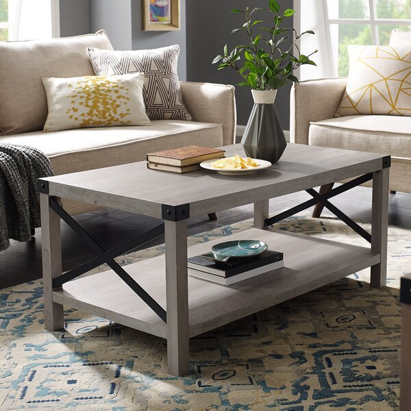 Arya Coffee Table by Gracie Oaks