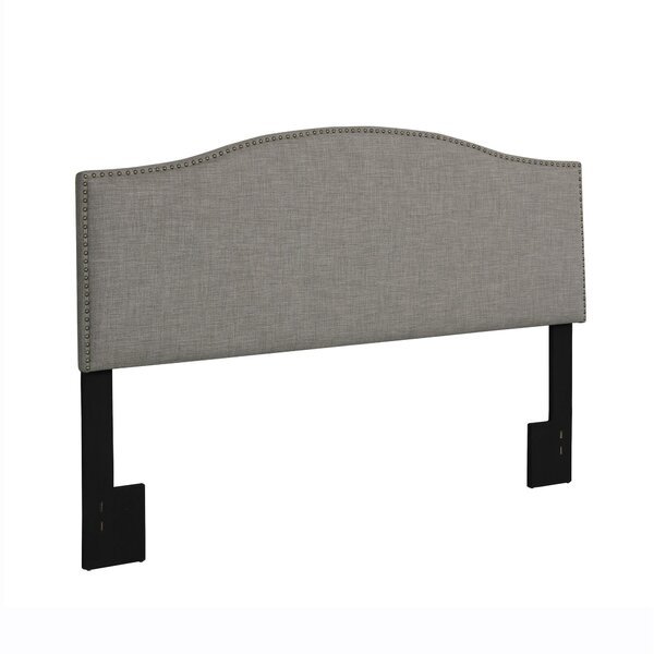 Vienna King Upholstered Panel Headboard by Winston Porter Winston Porter