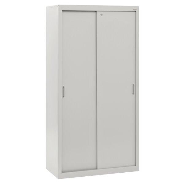 Glass Sliding Door Cabinet Wayfair