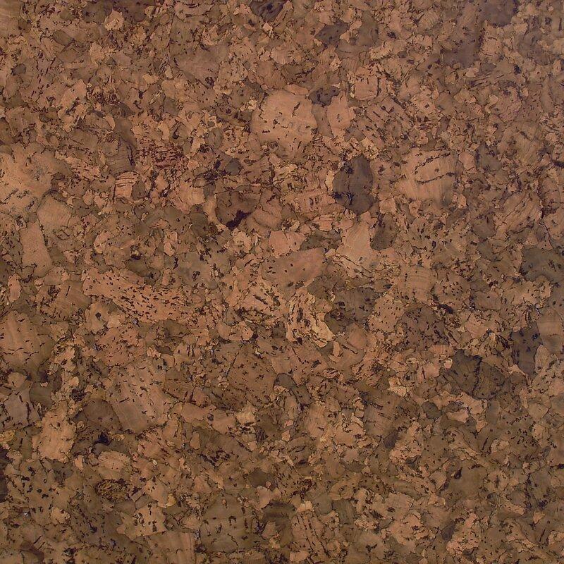 Apc Cork Floor Tiles 12 Solid Cork Hardwood Flooring In Drops Wayfair
