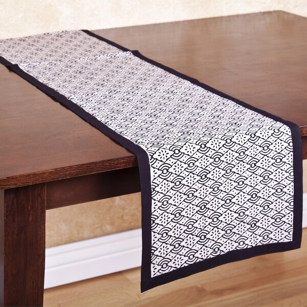 Diamond Table Runner by ZallZo