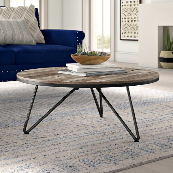 Fortun Coffee Table by Mistana