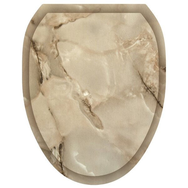 Marble Toilet Seat Decal by Toilet Tattoos