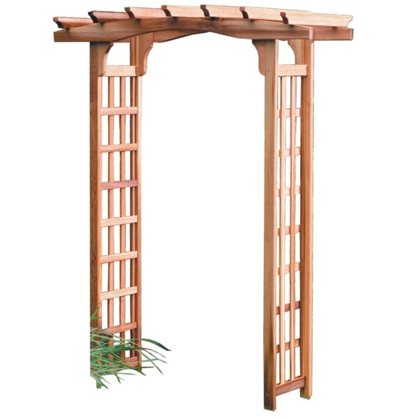 Astoria Wood Arbor by Arboria