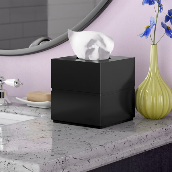 Reiff Boutique Tissue Box Cover by Wade Logan