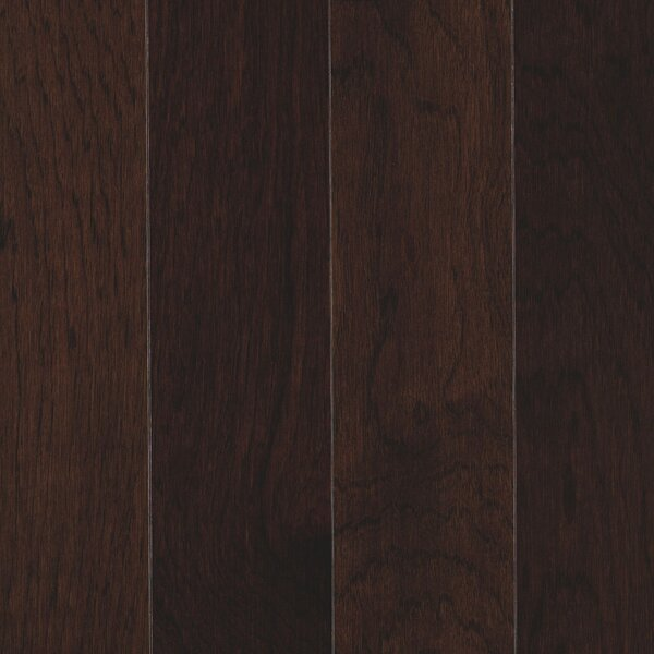 Randhurst 5 Engineered Hickory Hardwood Flooring in Gunpowder by Mohawk Flooring