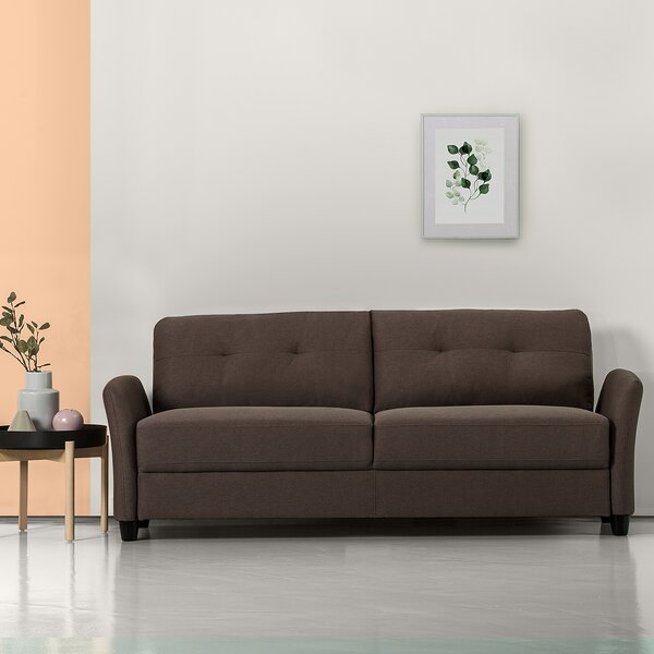 Graver Upholstered Sofa by Ebern Designs