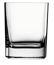 Strauss Double 11.75 oz. Old Fashioned Glass (Set of 6) by Luigi Bormioli