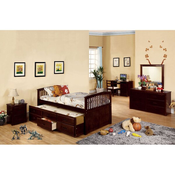 Saldivar Configurable Bedroom Set by Harriet Bee