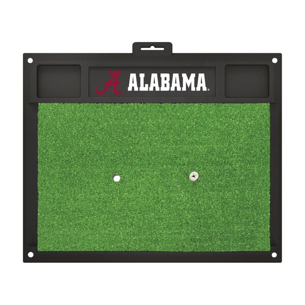 NCAA University of Alabama Golf Hitting Mat by FANMATS