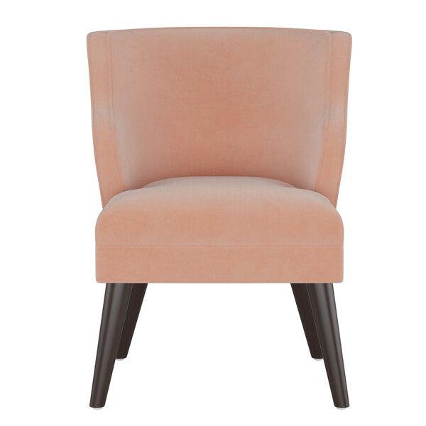Batista Slipper Chair By Corrigan Studio