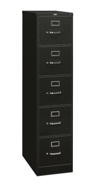 310 Series 5-Drawer Vertical File by HON