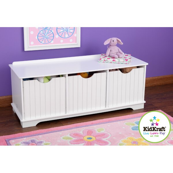 Nantucket Storage Bench by KidKraft