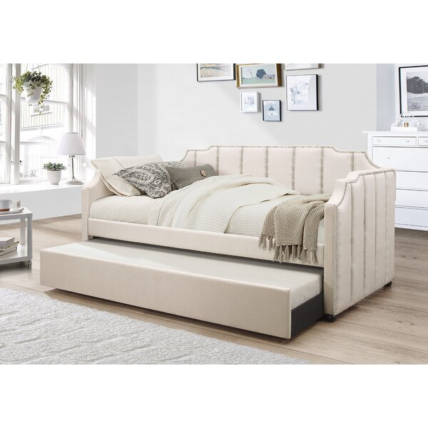 Shaffer Twin Daybed With Trundle By Canora Grey