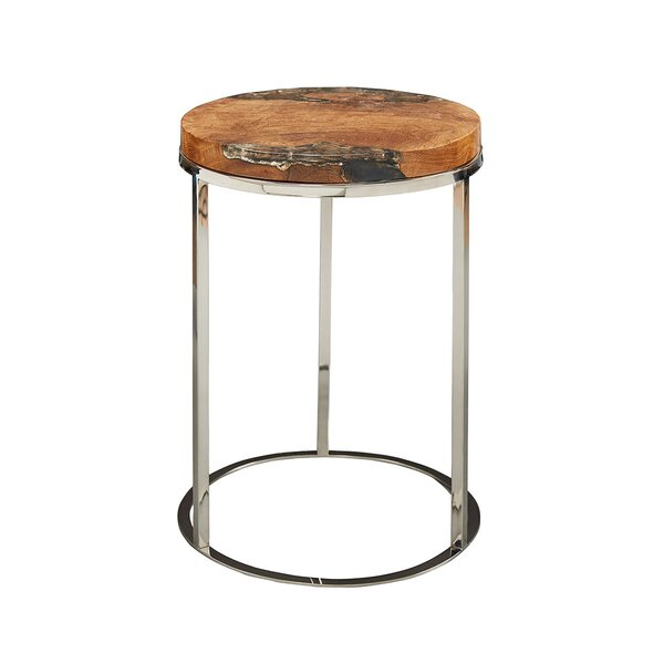 Lebel End Table by 17 Stories