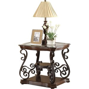 Bearup End Table by Astoria Grand