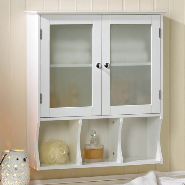 Aspen 23.63 W x 26.88 H Wall Mounted Cabinet by Zingz & Thingz