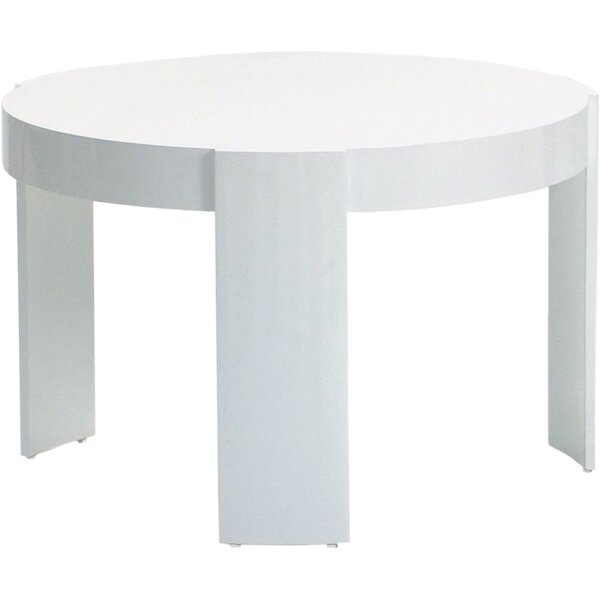 Delancey Aluminum Side Table by OASIQ