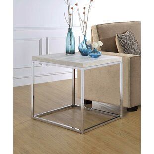 Affordable Harvill End Table By Orren Ellis