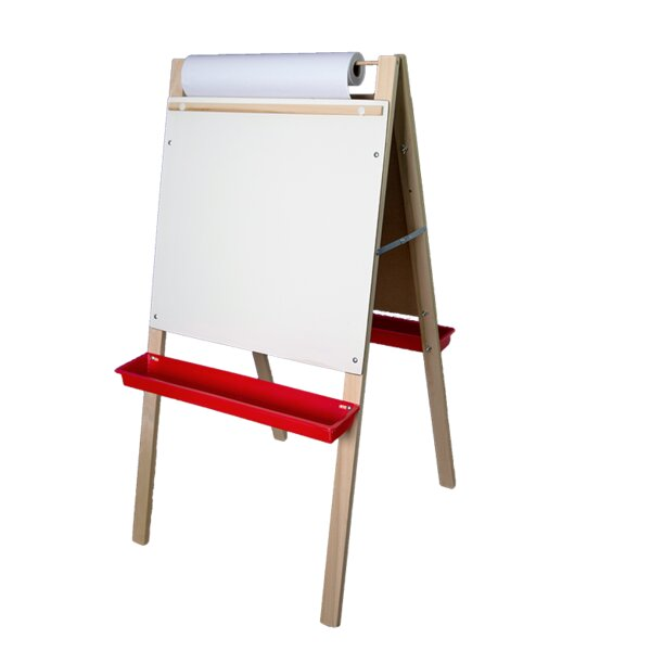 Adjustable Paper Roll Board Easel by Flipside Products