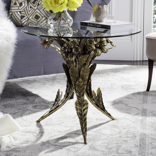Valda End Table by Astoria Grand