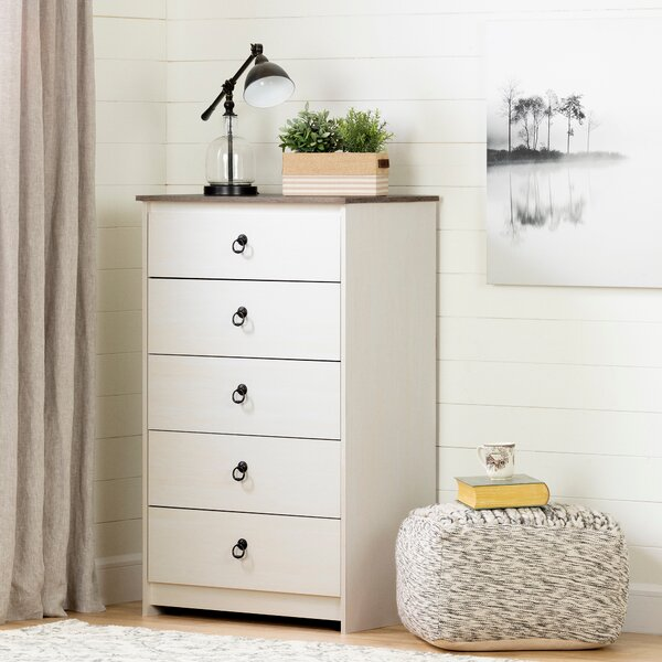Plenny 5 Drawer Chest by South Shore