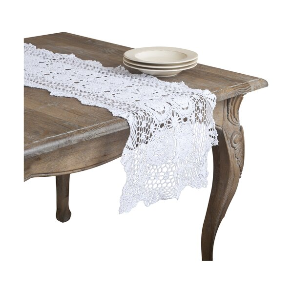 Cavaillon Lace Runner by August Grove