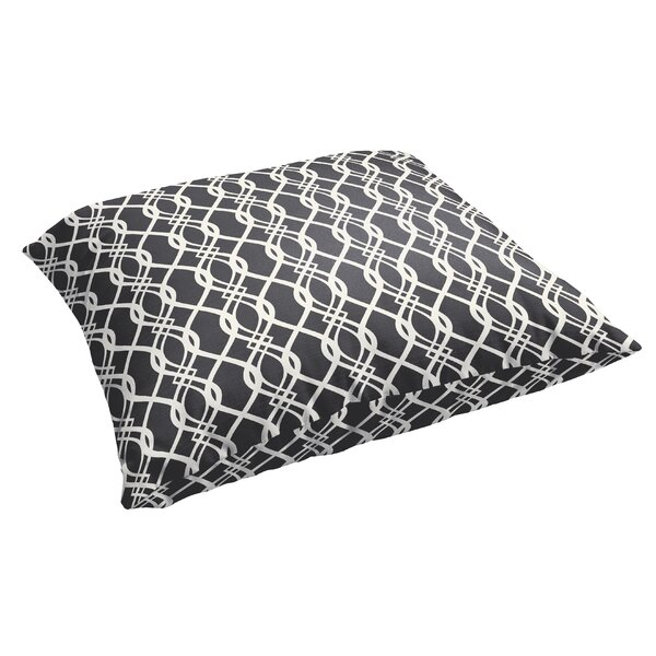 Byron Indoor/Outdoor Floor Pillow by Darby Home Co