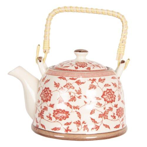0 8 L Teekanne Parcell Sommerallee   Küche und Esszimmer > Kaffee und Tee   Sommerallee