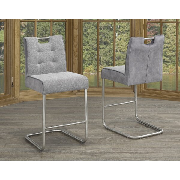 Belfrey 24'' Counter Stool (Set of 2) by Orren Ellis Orren Ellis