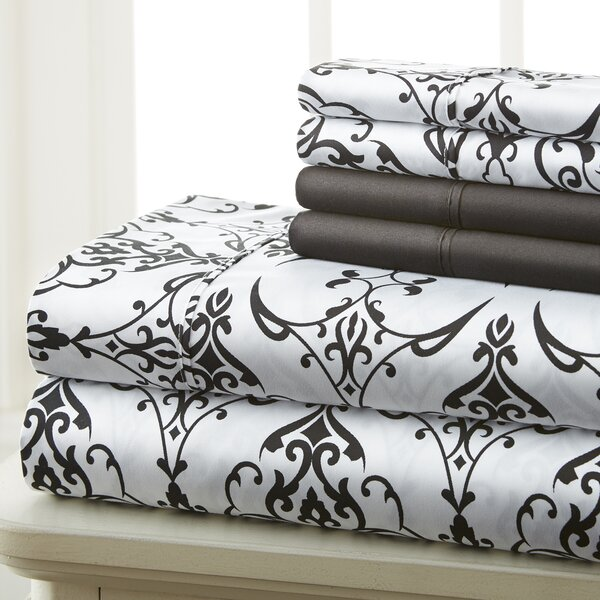 Morethampstead Sheet Set by Fleur De Lis Living
