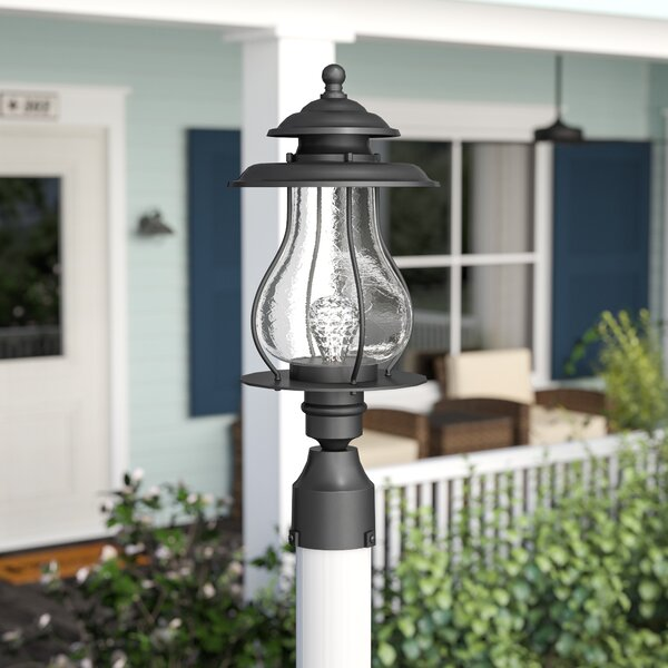 Kentwood Outdoor 1-Light Lantern Head by Beachcrest Home