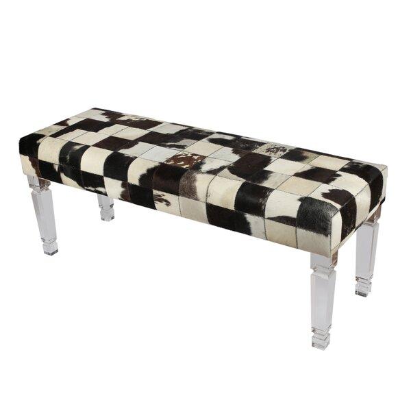 Upton Cheyney Upholstered Bench By Mercer41