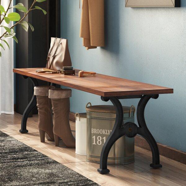 Brownwood Bench by Trent Austin Design